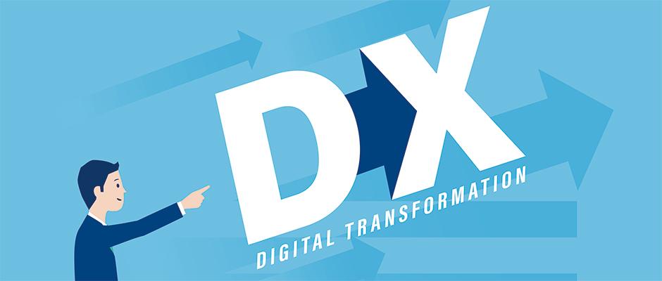 DXとは?意味や推進される背景、企業の実態を解説!